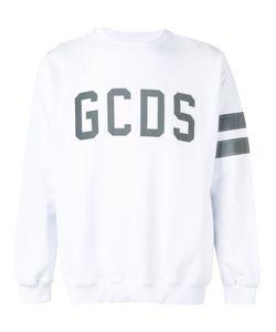 Gcds | Logo Print Sweatshirt Size Large
