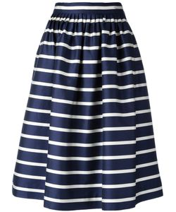 Polo Ralph Lauren | Gathered Striped Skirt Size 8