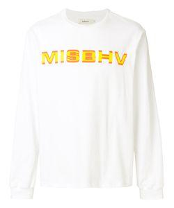 MISBHV | Logo Printed Sweatshirt Men S