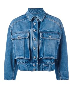 Dolce & Gabbana | Cropped Denim Jacket 38