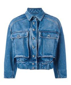Dolce & Gabbana | Cropped Denim Jacket 38