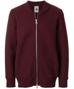S.N.S. HERNING | Knitted Zip Jacket Men