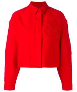 Moncler Gamme Rouge | Cropped Boxy Jacket