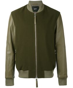 Blood Brother | Alpha Bomber Jacket