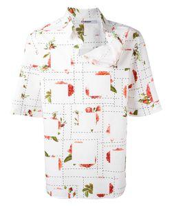 Chalayan | Strayed Neckline T-Shirt 48 Cotton
