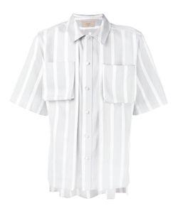 MAISON FLANEUR | Oversize Short Sleeve Shirt
