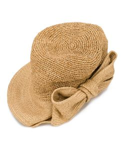 CA4LA   Bow Detail Hat