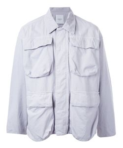 Unused | Куртка С Накладными Карманами