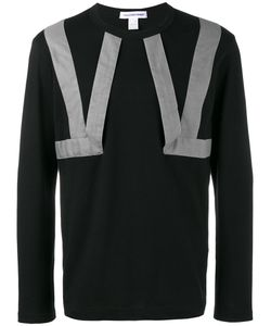 Comme Des Garcons | Comme Des Garçons Shirt Arrow Strap T-Shirt Small
