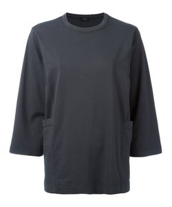 Joseph | Cropped Sleeves Jumper