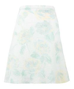 Céline   Faded Print Skirt Size 36