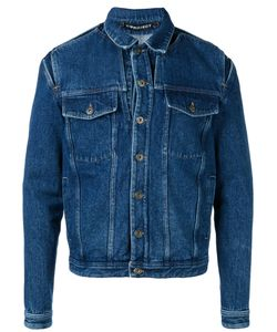 Y / PROJECT | Button Up Denim Jacket Size 44