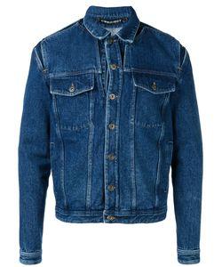 Y / PROJECT | Button Up Denim Jacket Size 44