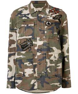 Cinq A Sept | Camouflage Print Jacket Size Large