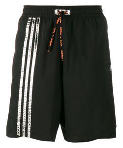 adidas x Kolor | Adidas By Kolor Stripe Track Shorts Xl