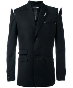 Icosae | Deconstructed Shoulder Jacket Men Small