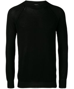 Roberto Collina | Knitted Crew Neck Jumper