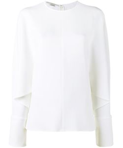 Stella Mccartney | Draped Sleeve Blouse 36
