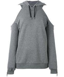 Versus | Cold Shoulder Hoodie