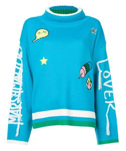 Mira Mikati | Patch Details Jumper Women