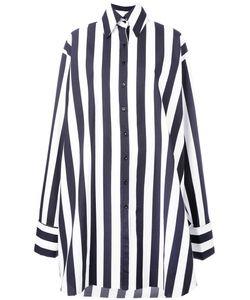 Marques Almeida | Marquesalmeida Striped Shirt Xs