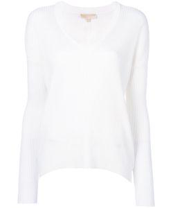 Michael Michael Kors | Classic V-Neck Sweater