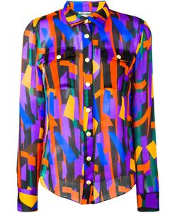 Balmain | Прозрачная Рубашка
