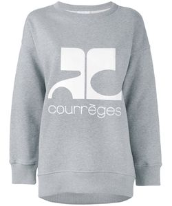 Courreges | Courrèges Logo Print Sweatshirt 2