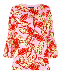 BOUTIQUE MOSCHINO | Printed Oversized Jacket 46 Cotton/Other Fibers