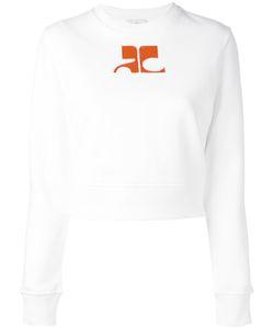 Courreges | Courrèges Logo Patch Sweatshirt 3