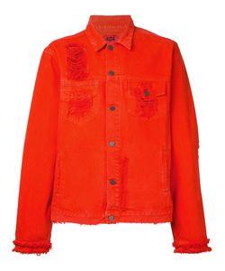 424 Fairfax | Рваная Джинсовая Куртка