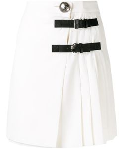 Alexander McQueen | Pleated Mini Skirt