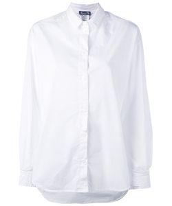 Kristensen Du Nord | Рубашка С Закругленным Подолом