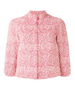 Armani Collezioni | Cropped Jacket 46 Polyester/Cotton/Other Fibers