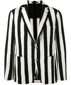 Tagliatore | Striped Blazer 48