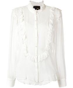 Andrea Bogosian | Ruffled Shirt M