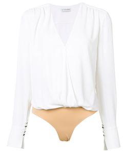 Altuzarra | Wrap Bodysuit Size 38