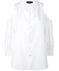 ROSSELLA JARDINI   Cold Shoulder Shirt