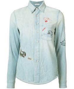 Mother   Джинсовая Рубашка