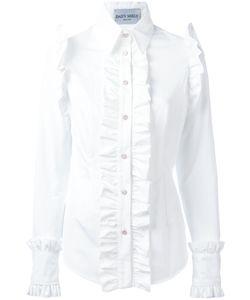 Daizy Shely | Ruffled Shirt Size