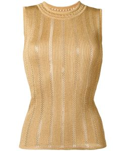 Antonio Berardi | Ribbed Knit Tank Top