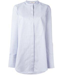 Céline   Band Collar Shirt Size 40