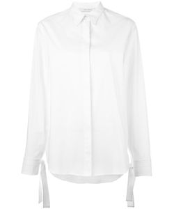 Cedric Charlier | Cédric Charlier Tied Cuff Shirt 42 Cotton/Other Fibers