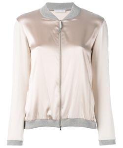 Fabiana Filippi | Bomber Jacket Cotton/Spandex/Elastane/Acetate/Polybutylene Terephthalate