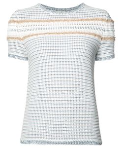 Maison Ullens | Short-Sleeve Jumper Xs Cotton/Polyamide/Viscose/Other Fibers