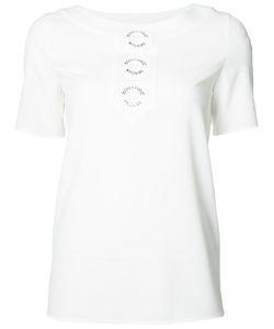 BOUTIQUE MOSCHINO | Logo Detail T-Shirt