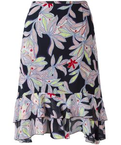 See By Chloe | See By Chloé Patte Skirt 42 Silk/Cotton