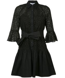 Derek Lam 10 Crosby | Broderie Anglaise Shirt Dress Size 0