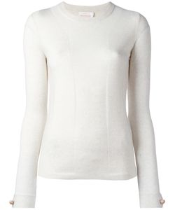 See By Chloe | See By Chloé Button Cuff Jumper Small Wool