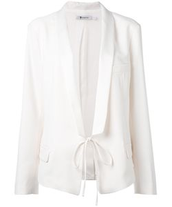 T By Alexander Wang | Tied Suit Jacket 6